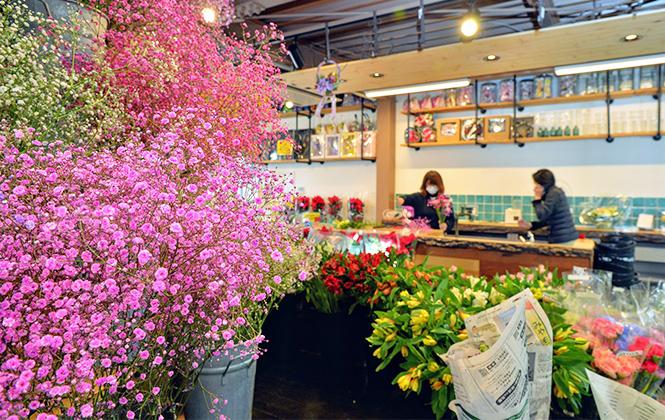 いわい生花店舗写真